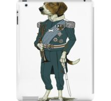 Dog Suit iPad Case/Skin