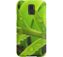 Raindrops Samsung Galaxy Case/Skin