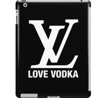 Love Vodka iPad Case/Skin