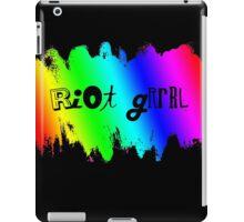 Rainbow Riot iPad Case/Skin