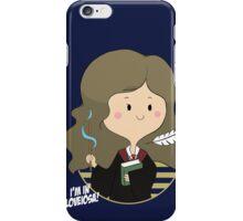Wingardeyum Loveiosa iPhone Case/Skin
