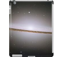 Hubble Space Telescope Print 0019 - The Majestic Sombrero Galaxy (M104)  - hs-2003-28-a-full_jpg iPad Case/Skin