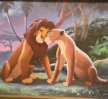 Disney Lion King Disney Simba Disney Nala Lions by notheothereye