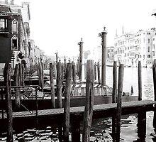 Venice fog by Venice