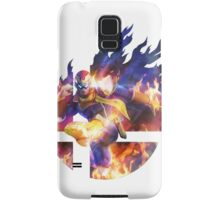 Smash Captain Falcon Samsung Galaxy Case/Skin