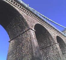 menai bridge by kate93