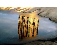 ~Urban Reflection~ Photographic Print