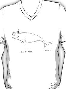 Bosc Pear Beluga T-Shirt