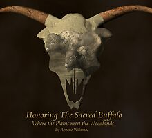 Honoring The Sacred Buffalo by Abeque  Wikimac