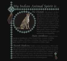 My Animal Spirit is...Cheetah by Abeque  Wikimac