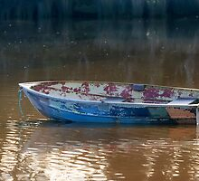 Preloved dinghy by Fran53