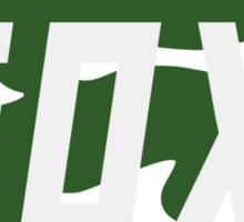 Fox (Star Fox) Logo Sticker