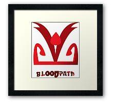 Dota 2 - Bloodseeker Framed Print