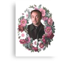 Crowley Wreath Canvas Print
