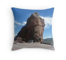 Stone  Throw Pillow