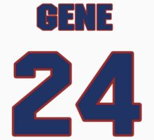 National baseball player Gene Freese jersey 24 by imsport