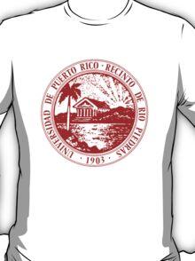 Universidad de Puerto Rico T-Shirt