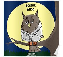 Doctor Whoo! Poster
