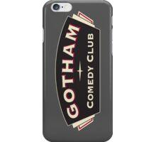 Comedy Gotham iPhone Case/Skin