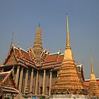 Bangkok Royal Palace by DRWilliams