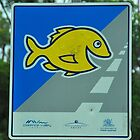Fish on the Road ? by Penny Smith