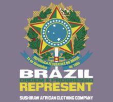 Brazil represent Kids Clothes