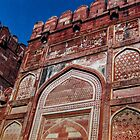Red fort, Delhi by indiafrank