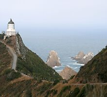 The Nuggets Lighthouse by DRWilliams