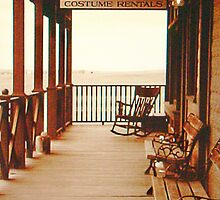 """""""Come Sit Awhile"""" by Susan Bergstrom"""