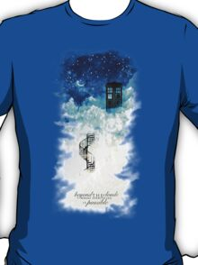 Beyond the clouds T-Shirt