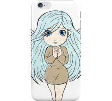 Yu-Gi-Oh! Kisara blue eyes white dragon lady iPhone Case/Skin