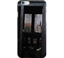 Limited Seating iPhone Case/Skin