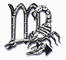 Scorpio star sign  Kids Clothes