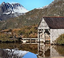 Cradle Mountain Boat House - Tasmania by AlexMac