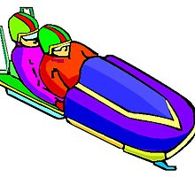 Bobsledding by kwg2200