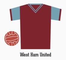 West Ham United by Daviz Industries