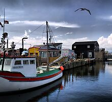 Eastern Passage, Nova Scotia by kenmo