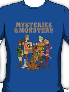 Mysteries & Monsters T-Shirt