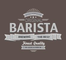 Original Barista Kids Clothes