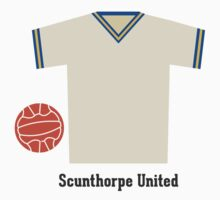Scunthorpe United by Daviz Industries