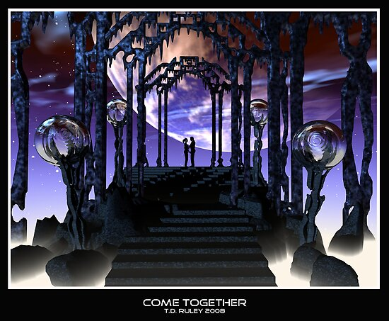 Come Together by Dreamscenery