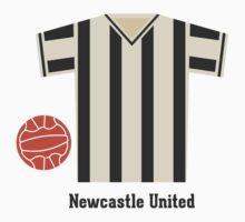 Newcastle United by Daviz Industries