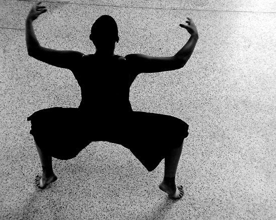 Dancer by Miron Abramovici