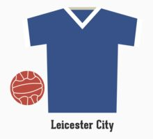 Leicester City by Daviz Industries