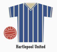 Hartlepool United by Daviz Industries
