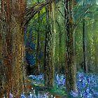 Bluebell Wood by Carol Rowland