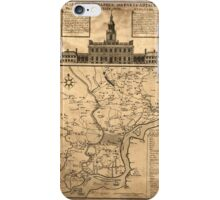 Philadelphia-Pennsylvania-United States-1752 iPhone Case/Skin