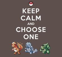 Keep calm and choose one by silentrebel