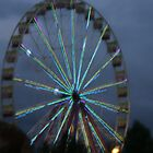 South Bank Ferris Wheel by A boy called Star