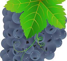 Tasty dark grape by AnnArtshock